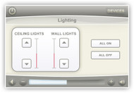 C3 Serene - iPhone iViewer Template