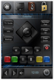 C3 Xenon - Retina iPhone iViewer Template