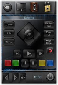 C3 Xenon - Retina iPhone iViewer Template