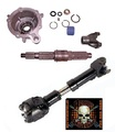 Rough Trail Sye Kit and Heavy Duty 1310 CV Driveshaft Package