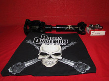 Driveshaft is Painted Show Quality and get a Free T-shirt with your purchase.