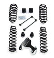 "2007 - 2013 Jeep JK Wrangler 2.5"" Teraflex 4 Door Lift Kit Part # 1351000"