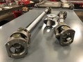 Custom Made Jeep or Buggy Rear 1 Ton Axle Swap 1350 or 1410 CV Driveshafts