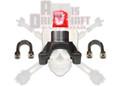 Adams Forged Jeep JK Front 1350 Series Pinion Yoke U-Bolt Style Dana 30, or Dana 44 Rubicon or Non Rubicon