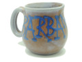 Natural Mug with Barbados!