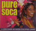 Pure Soca Set of 3 CDs
