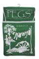 Peg Bag Green