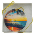 A Christmas tree decoration that will be a great souvenir of your holiday in Barbados!