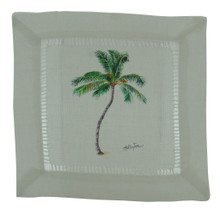 Cocktail napkin Coconut  Palm.