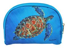 A Barbados souvenir purse for your essentials or cosmetics.