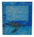 A turtle souvenir photo frame.