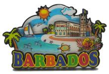 A 3D Barbados magnet