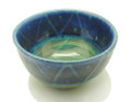 Ice-cream Bowl Blue Small
