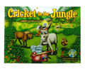Cricket in the Jungle Book and CD
