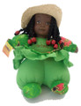 Renee Doll Green with Hat