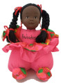Renee Doll Pink with Braides