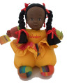 Renee Doll Yellow with Braides