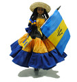 Fashion Doll, Barbados Colours