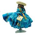 Fashion Doll Blue