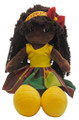 A Caribbean Pickney doll.