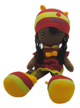 A Caribbean kid doll