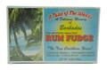 Rum Fudge - Vanilla