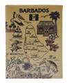 Barbados souvenir photo album.