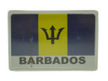 Playing  Cards Barbados Flag