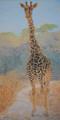 Giraffe Camouflage by Sue Trew