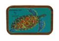 Magnet Barbados Art - Hawksbill Turtle