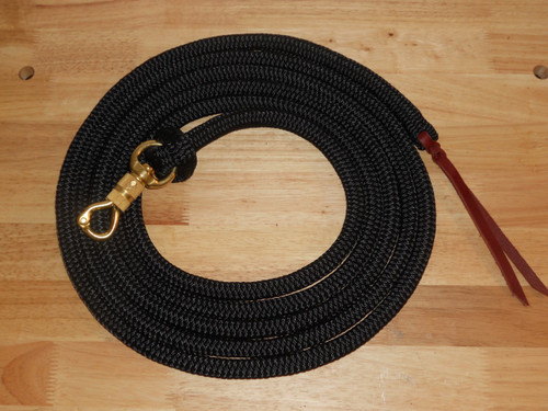 Horseman's Lead Rope - 20Ft Yacht Braid