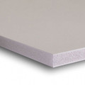 "Acid Free Buffered Foam Core 3/16"" Backing Board : 48 X 96"