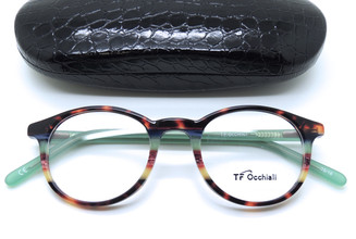 Superb Italian glasses from TF Occhiali