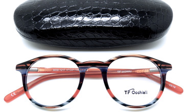 TF Occhiali Italian classic eyewear from The OLd GLasses Shop Ltd
