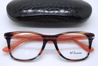 Retro Italian square / rectangular glasses from www.theoldglassesshop.co.uk