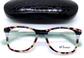 TF Occhiali 1235 classic designer Italian eyewear from www.theoldglassesshop.co.uk