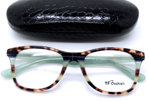 TF Occhiali 1235 classic designer Italian eyewear from www.theoldglassesshop.co.uk