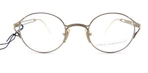 Yamamoto 4103 Matt Gold Vintage Glasses