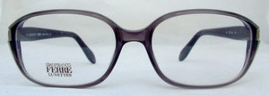 Gianfranco Ferre Vintage designer acrylic oval eyewear frames