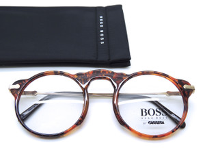 Hugo Boss Vintage Eyewear Frames in wonderful  tortoiseshell acrylic