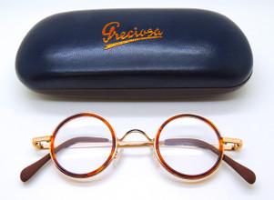Frame Holland hand made model 860 round eyewear from www.theoldglassesshop.co.uk