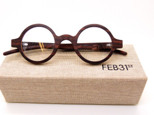 FEB31st Callisto Wooden Hand Made Glasses Frames