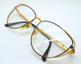 Italian Designer Frames By Fendi At The Old Glasses Shop