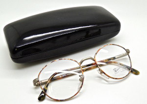 Large eye, Almost Round Frame By Winchester at www.theoldglassesshop.com