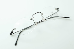 Vintage Rimless Eyewear by Winchester at www.theoldglassesshop.com