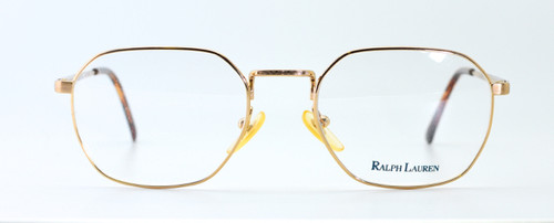 Hexagonal Shaped Glasses By Ralph Lauren At The Old Glasses Shop