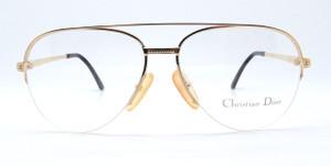 Christian Dior 80's Aviator Frames 2792 40