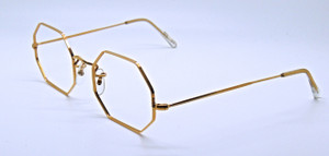 Savile Row Vintage Hexagonal Frames From www.theoldglassesshop.com