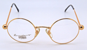 Gianfranco Ferre round eyewear from The Old GLasses Shop