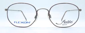 Vintage Rectangular Flexible Frames By Flexon At The Old Glasses Shop